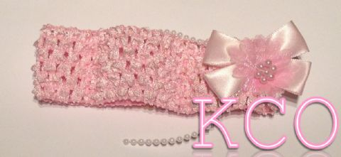 Pink~ Girls Headbands